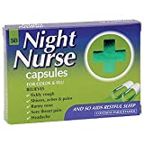 Night Nurse Capsules 10 [Personal Care]
