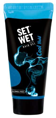 Réglez Wet style Gel cheveux cool 50ml Hold