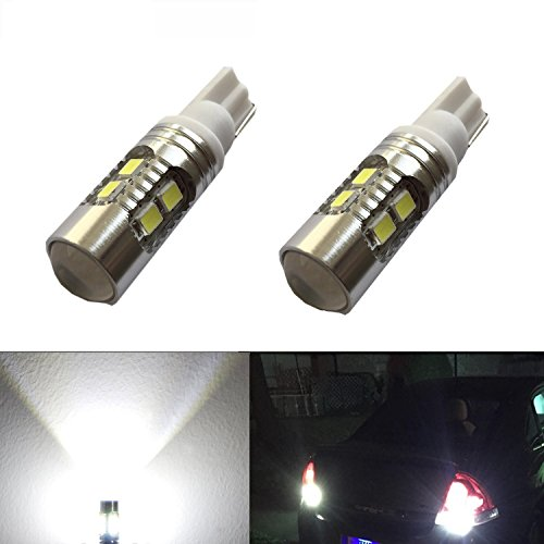 JDM ASTAR Super Bright AX-2835 Chipsets 912 921 LED Bulbs For Backup Reverse Lights, Xenon White (05 G35 Led Lights compare prices)