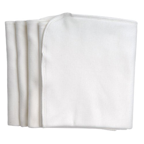 Burp Cloths - 4 pack, 18'x14'