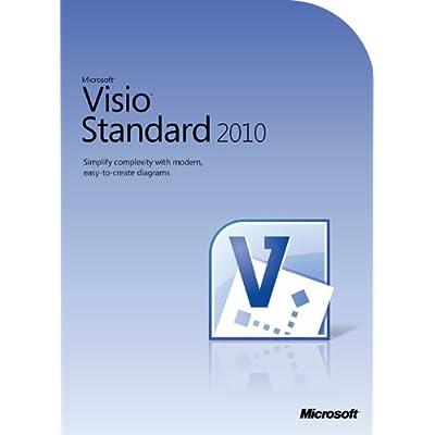 Microsoft Visio Standard 2010 (PC)
