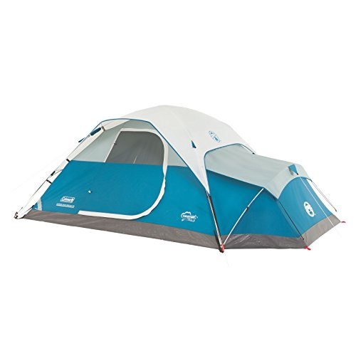 Juniper Lake Instant Dome 4 Person Tent with Annex (Coleman Instant Dome 4 compare prices)
