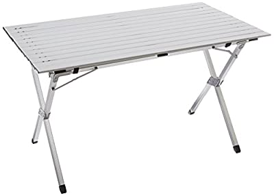 Ming's Mark TA-8114 Aluminum Roll-Up Top Table