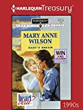 Hart'S Dream (Heartbeat) (Harlequin American Romance) (0373165897) by Mary Anne Wilson