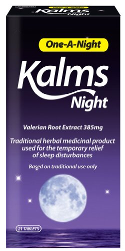 One A Night Sleeping Pills (21 Tablets) 799 By Kalms