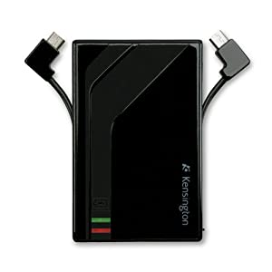 Kensington Pocket Battery for SmartPhones - Black