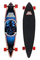 Santa Cruz Star Wars Darth Vader 9.9x43.5 Complete Skateboard Cruiser