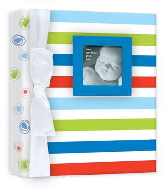 "Penny Laine ""The Best Baby Book Ever!"" - Boy - 1"