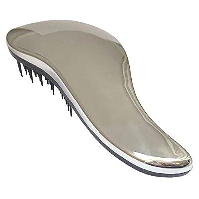 Lily England Detangling Brush - Best Detangler Teezer for Fine, Thick, Kids or Wet Hair. No Tangle!