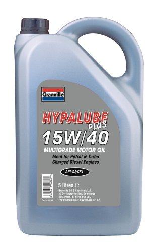 Granville 0180A 15W40 5L Hypalube Plus Engine Oil