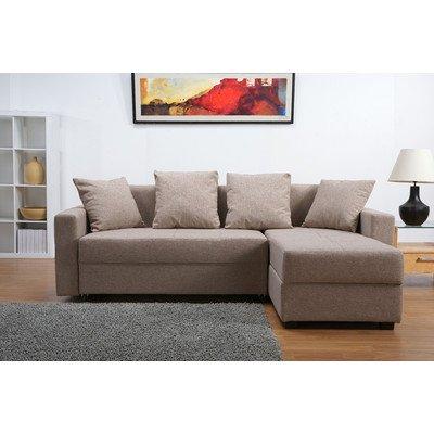 Awesome Best Deal Leader Lifestyle Casa Fabric Platform Sofa Bed Uwap Interior Chair Design Uwaporg