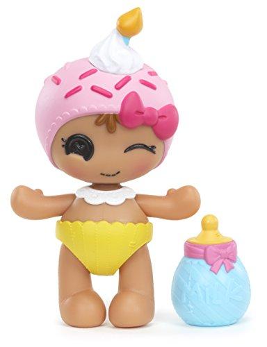 Lalaloopsy Babies Newborn Doll- Cupcake - 1