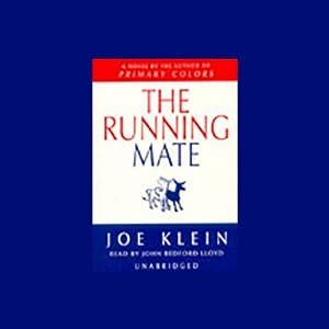 The Running Mate Hörbuch