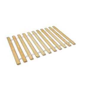 Pine Bed Slats For A Double Bed from BISHOPS BEDS LTD
