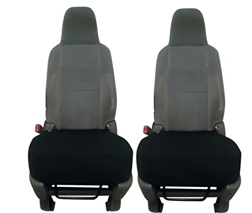 Seat Covers (Pair) Bottoms Only - For ALL Ford F Series F150 F250 F350 Pickup Trucks SUV Car's Water Repellent & Non Slip Liner (Ford Seat Cover Bottom Only compare prices)