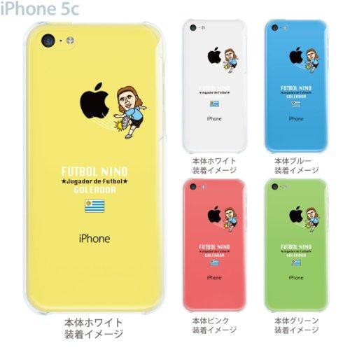 【ウルグアイ】【サッカー】【iPhone5c】【iPhone5cケース】【iPhone5cカバー】【docomo】【au】【Soft Bank】【スマホケース】【クリアケース】【FUTBOL NINO】 10-ip5c-fca-ug02