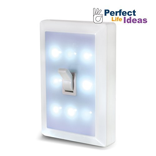 Perfect Life Ideas Light Switch Night Light Lamp Low ...
