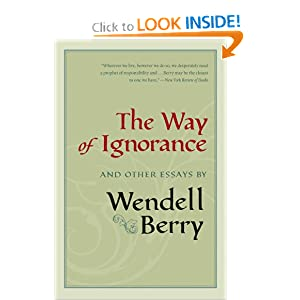 Download book The Way of Ignorance: And Other Essays