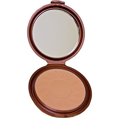 NYC Smooth Skin Face Powder, Bronzing, Sunny 720A, 0.33 oz (3 Pack)