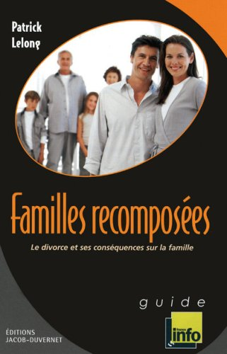livre familles recompos es le divorce et ses cons quences sur la famille. Black Bedroom Furniture Sets. Home Design Ideas