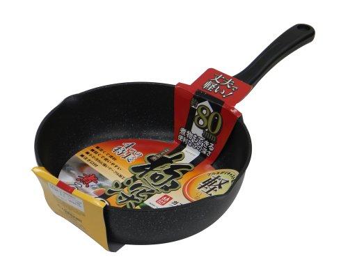パール金属 極深軽いねストロングマーブル フライパン26cm 【ガス火用】 H-8199