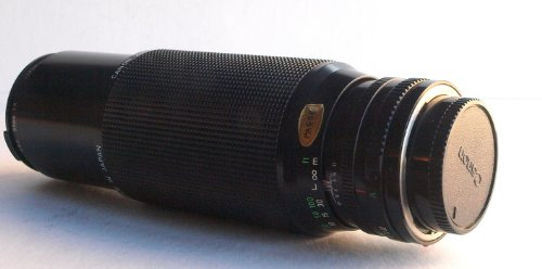 Best Buy! Canon Zoom Lens FD 100-300mm f5.6 for Canon A-1 AE-1 AT-1 Film SLR