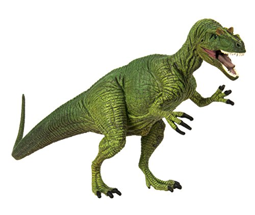 Safari Ltd Dinosaur and Prehistoric Life Collection - Allosaurus - Roaring and Realistic Hand Painted Toy Figurine Model - Quality Construction from Safe and BPA Free Materials - For Ages 3 and Up