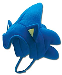 Sonic The Hedgehog Fleece Hat GE-2380