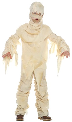 Big Boys' Child Mummy Costume