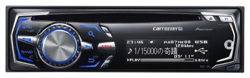 パイオニア carrozzeria CD/USB/SD/チューナーメインユニット DEH-780 DEH-780