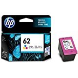 HP HP62 純正 インクカートリッジ カラー C2P06AA