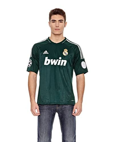 Real Madrid By Adidas Camiseta Fútbol Tercera Equipación