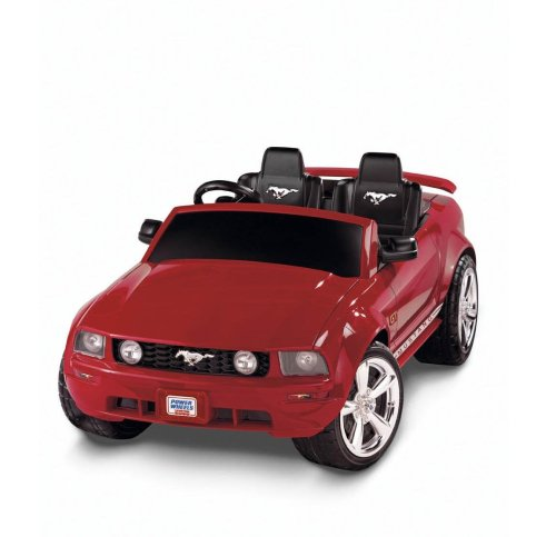 Power Wheels Mustang : Electricrideontoys store fisher price power wheels ford