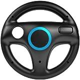 Volant de course pour Nintendo Wii couleur noir