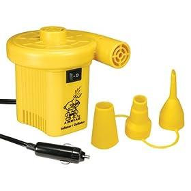 Kwik Tek Airhead Hi Output Air Pump (12-Volt)