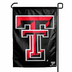 Buy NCAA Texas Tech Red Raiders Garden Flag by WinCraft