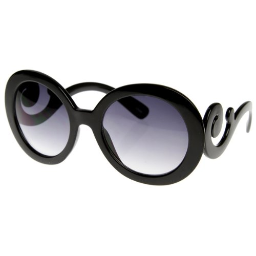 Designer Inspired Oversized Fashion Sunglasses
