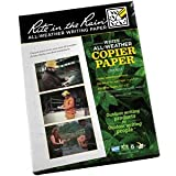 """Rite in the Rain 8.5"""" x 11"""" White Copy Paper - 200 sheets"""