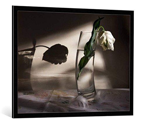 cuadro-con-marco-aurora-pintore-a-sad-tulip-impresion-artistica-decorativa-con-marco-de-alta-calidad