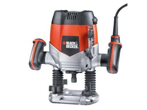 Black And Decker KW900EKA Router Var Speed 1200 Watt