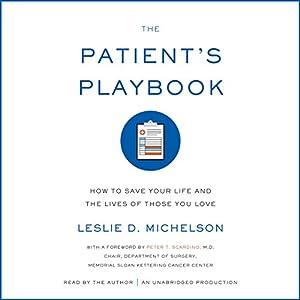 The Patient's Playbook Audiobook