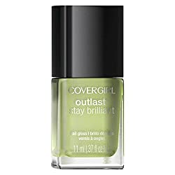 Cover Girl Outlast Nail Gloss Salt Water Taffy 142