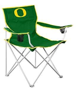 Logo NCAA Oregon Ducks Deluxe Folding Chair