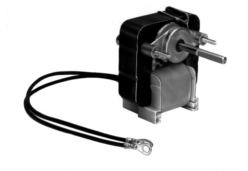 Fasco K115 C Frame Open K Line Shaded Pole Oem Replacement Electric Motor With Sleeve Bearing, 1/100Hp, 3000Rpm, 120Vac, 60Hz, 0.57 Amps, For Heater