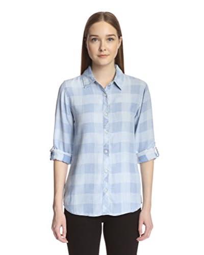 Allen B. By Allen Schwartz Women's Button Down Shirt