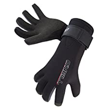 O'Neill Dive Wetsuits Explore 3 mm Glove Black