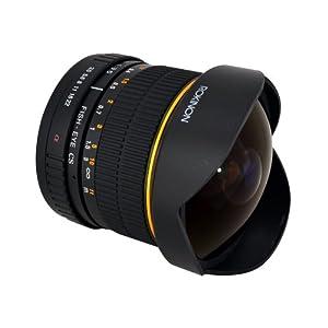 Rokinon FE8M-S 8mm F3.5 Fisheye Lens for Sony Alpha
