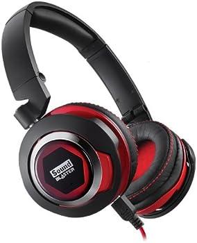 Creative Sound Blaster EVO On-Ear USB Wired Headphones