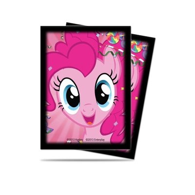 My Little Pony CCG Pinkie Pie 65ct Sleeves by Ultra Pro - 1