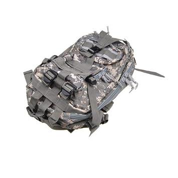 Neewer® 3P Comfortable Waterproof Assault Pack Tactical Backpack Molle Bag